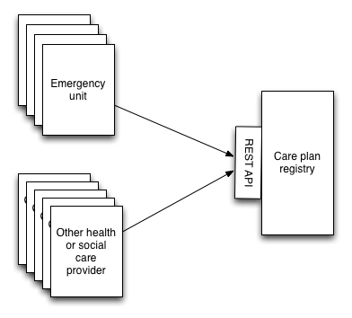 Schematic Care Plan
