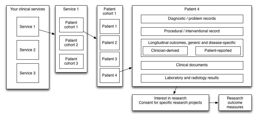 Patient Data Cohorts
