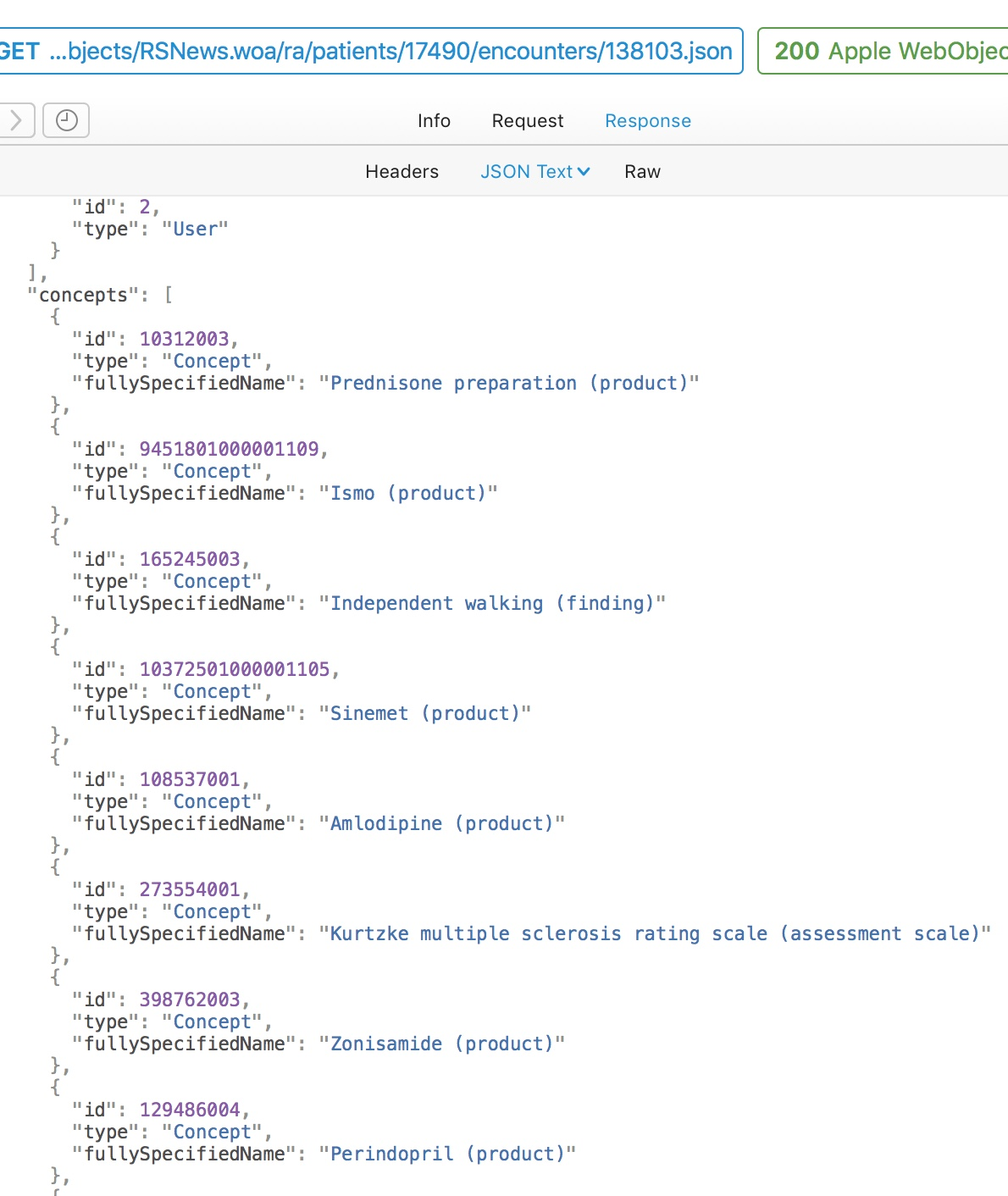 Hl7 Parser Javascript